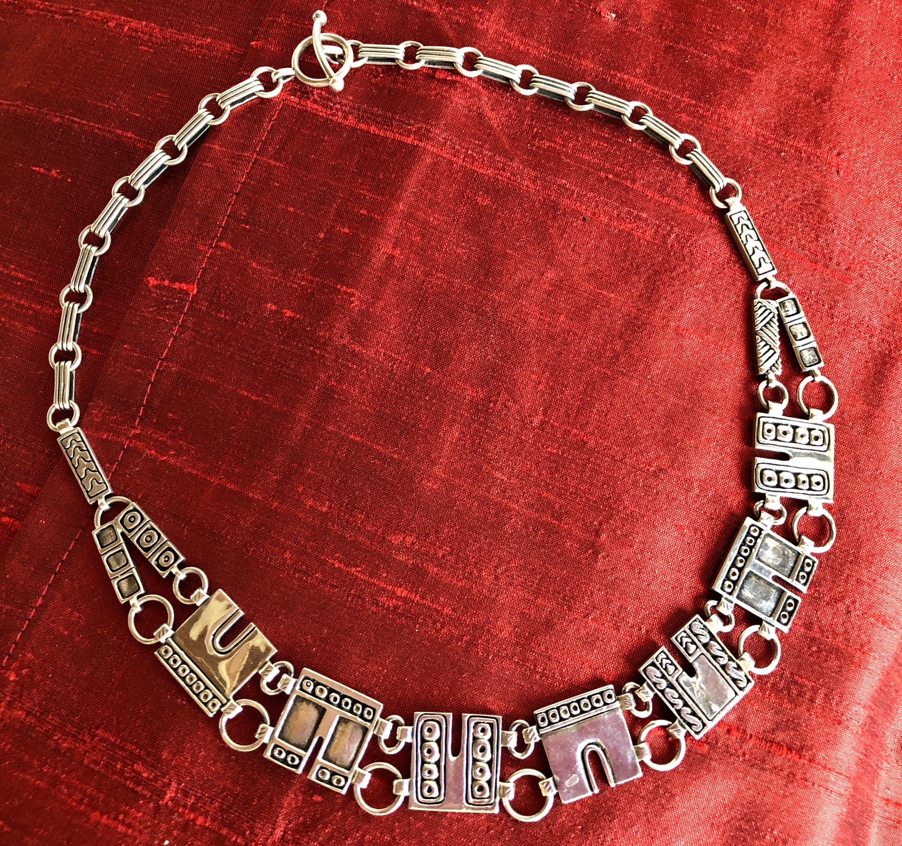 Chinese Silver Jewelry Trend