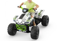 Hitting the Safety Brake: A Warning About Battery-Operated Ride-On Toys
