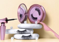 Benefits of magnetic lashes & liner according to experts